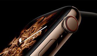 Apple 4. Nesil Apple Watch'u Duyurdu, İşte Türkiye Fiyatı!